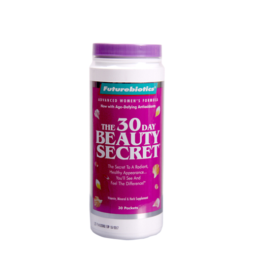 Futurebiotics 30 Day Beauty Secret, 30-count