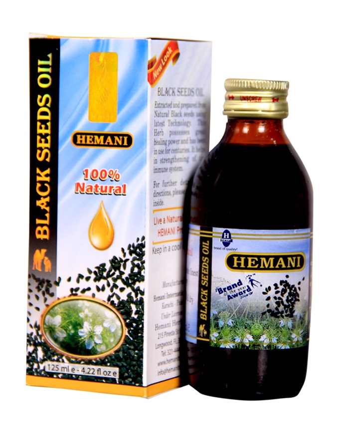 Black Seeds Oil - 100% PURE & NATURAL 125ml
