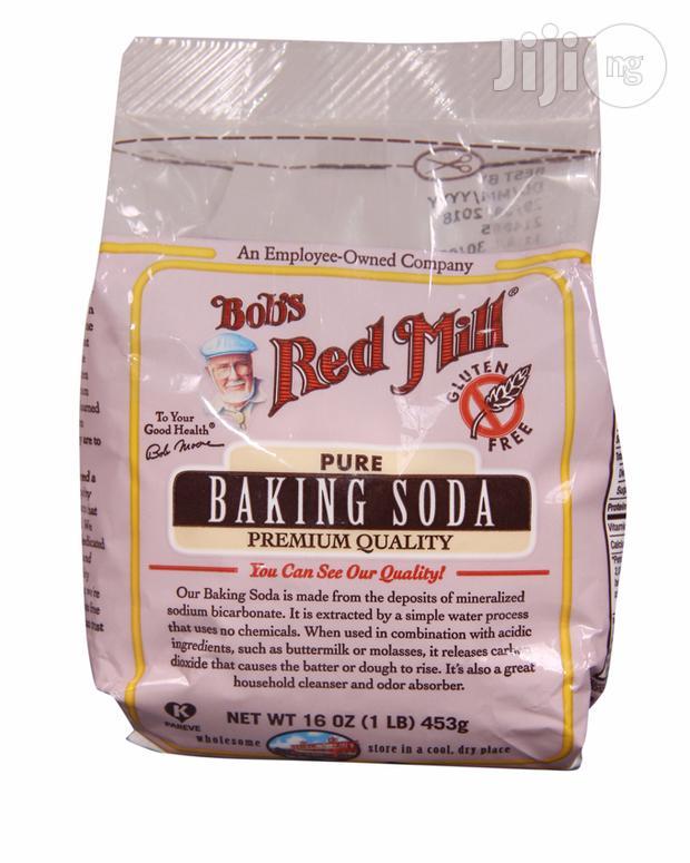 Bob's Red Mill Baking Soda, 16 Oz
