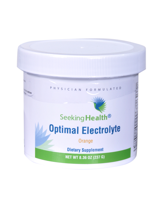 Optimal Electrolyte for Muscle Relaxation.