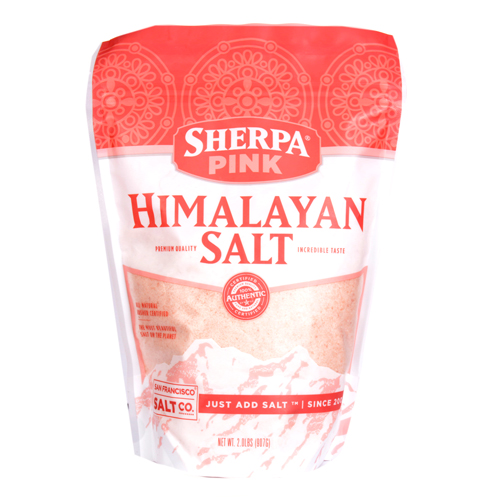 Himalayan Sea Salt - (Rich in Trace Minerals)