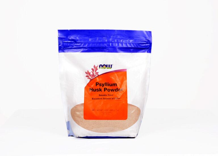 Psyllium Husk Power - Relieves Constipation & Lowers Cholesterol
