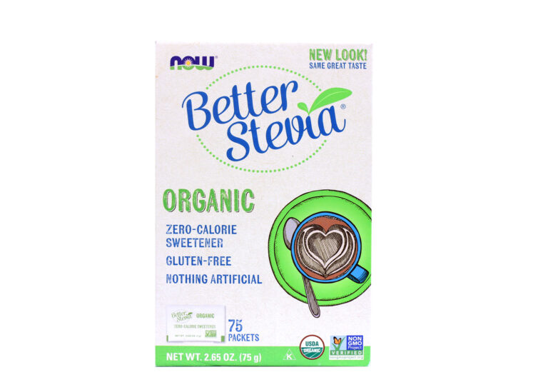 Better Stevia -  Calorie-Free Natural Sweetener (75 Packets)
