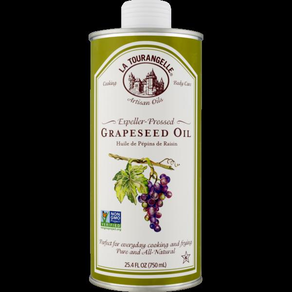Grapeseed Oil - Prevent Heart Disease