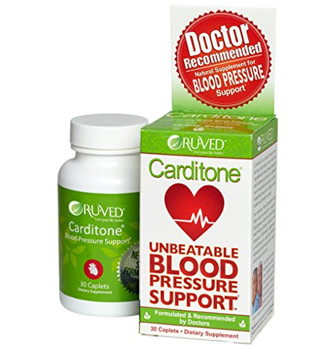 Carditone - Unbeatable Blood Pressure Support, 30 Count