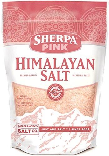 Himalayan pink Salt Bigger size 5bls(2.26kg)