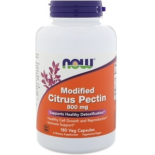 Modified Citrus Pectin 800 mg - For Healthy Cell Growth and Reproduction