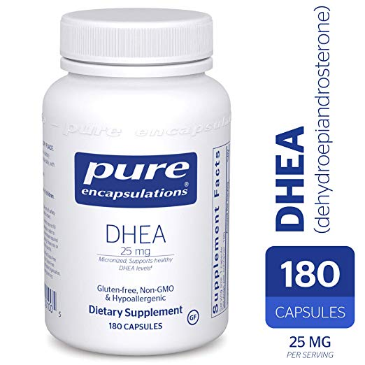 DHEA 25 Mg - Fight The Effects Of Aging