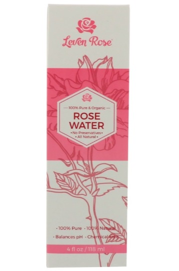Rose Water - Revitalise and Moisturise the Skin
