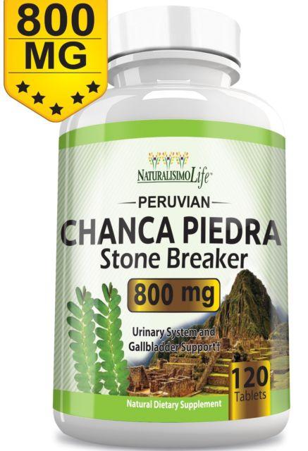 Chanca Piedra 800MG - Kidney Stone Breaker