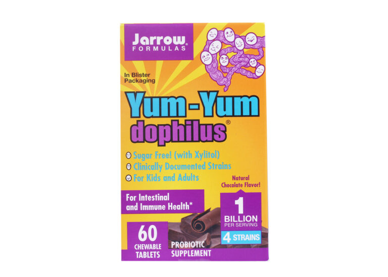 Yum-Yum Dophilus - For Intestinal and Immune Health